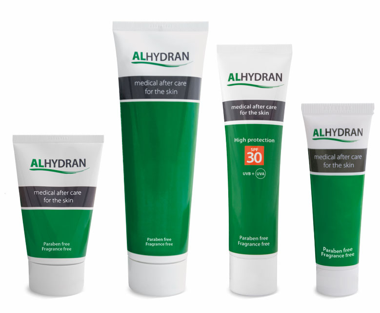 Scar cream from ALHYDRAN