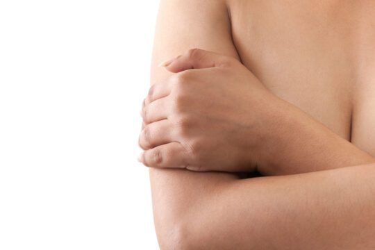 Reducing breast surgery scars